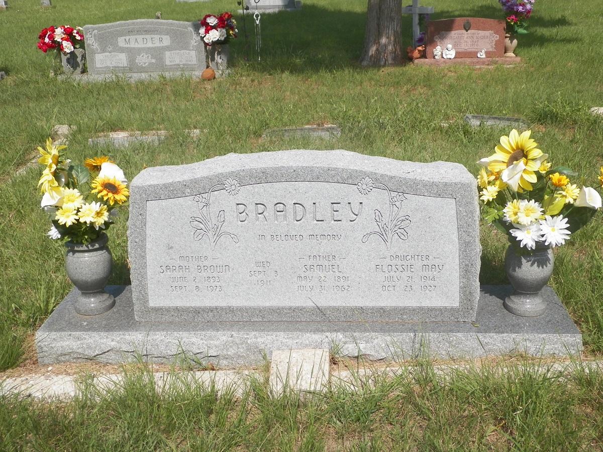 Flossie May Bradley