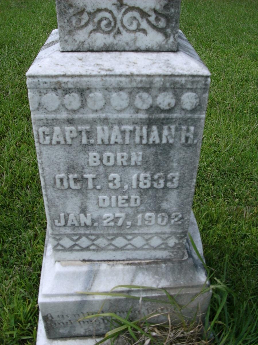Capt Nathan Harrow Allen