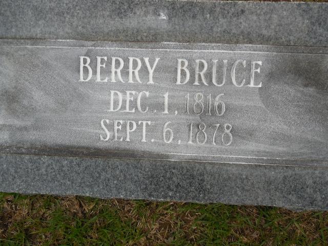 Berry Bruce