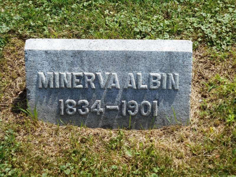 Minerva Albin
