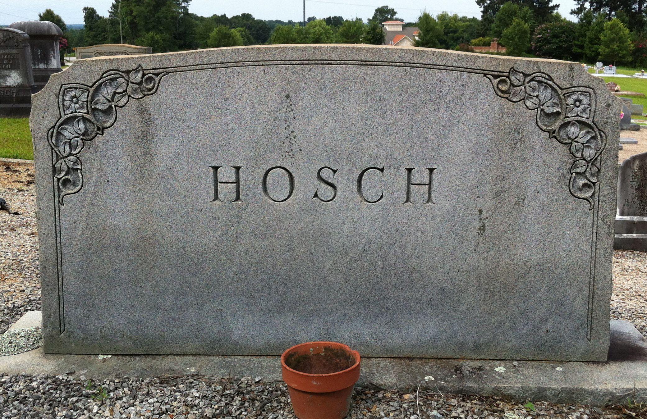 James M. Hosch
