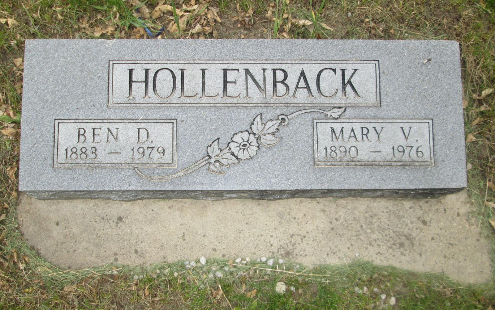 Benedict Dunbar Hollenback
