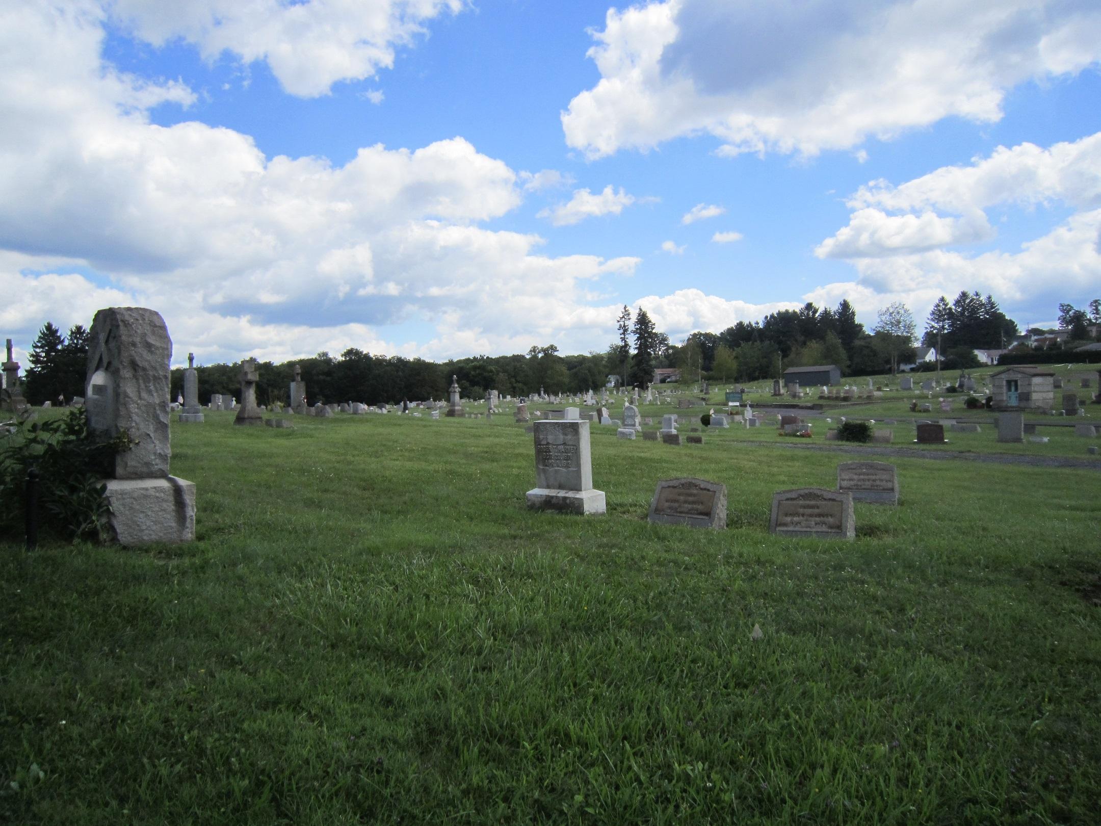 Saint John Gualbert Roman Catholic Cemetery