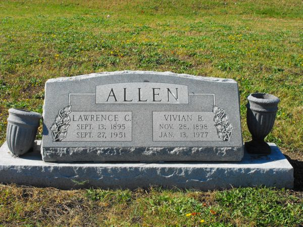 Vivian Vera <i>Barnes</i> Allen