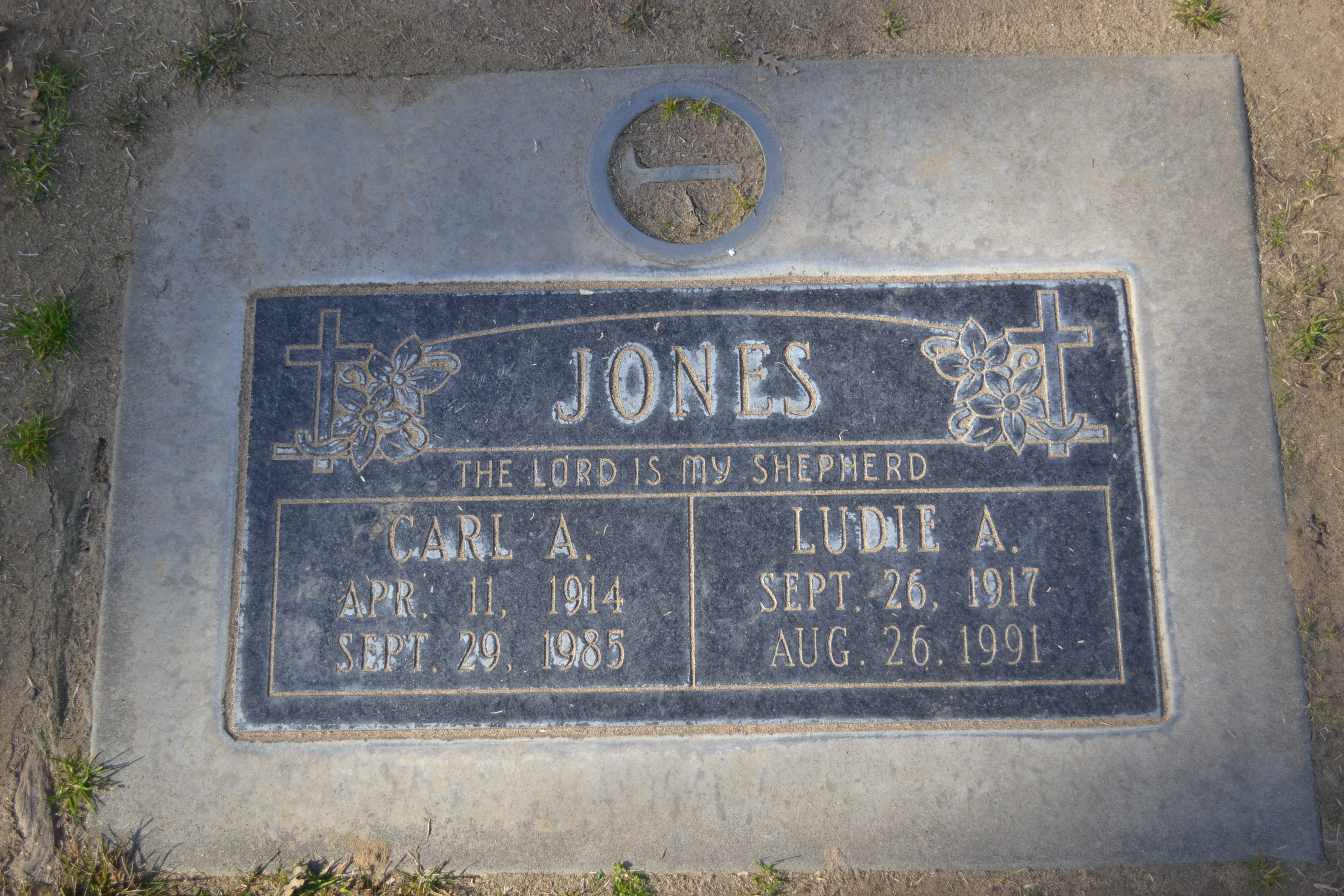 Ludie Jones
