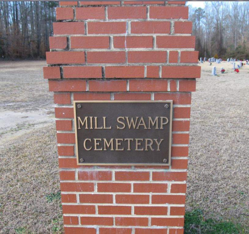 Mill Swamp Baptist Church Cemetery
