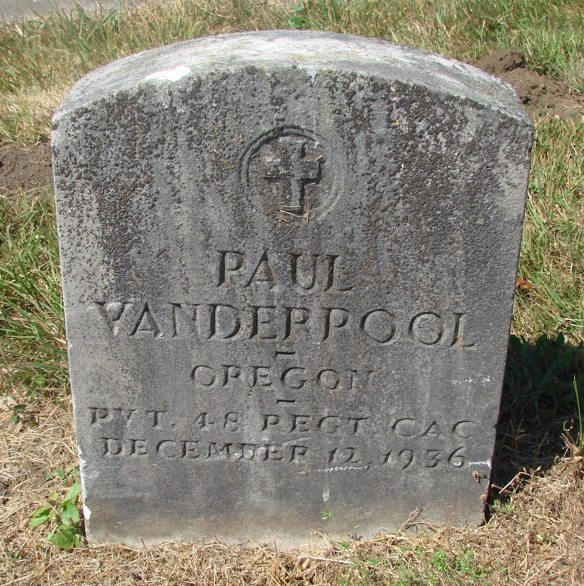 Paul Carl Vanderpool