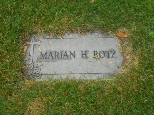 Marian H Botz