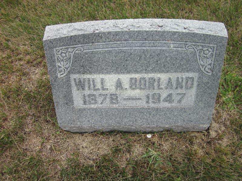 William Arthur Borland