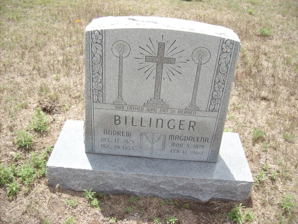 Andrew Billinger
