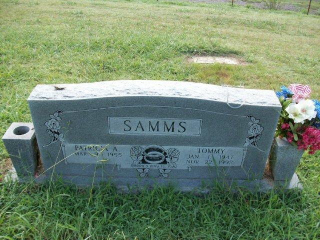 Tommy Samms