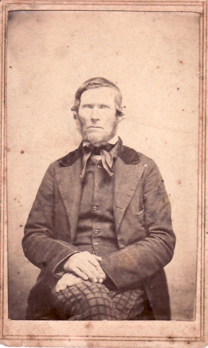 Charles Giles James