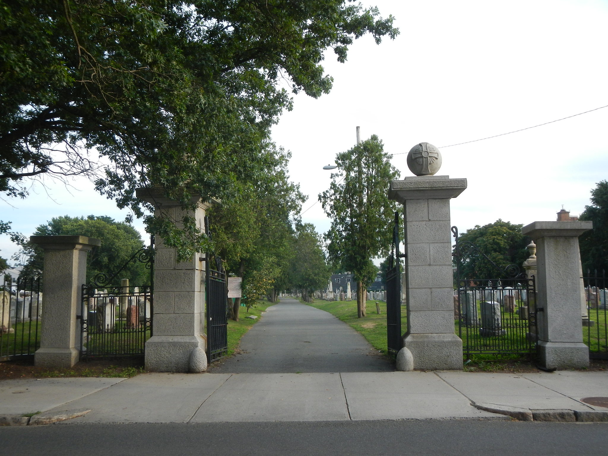 North Cambridge Catholic Cemetery