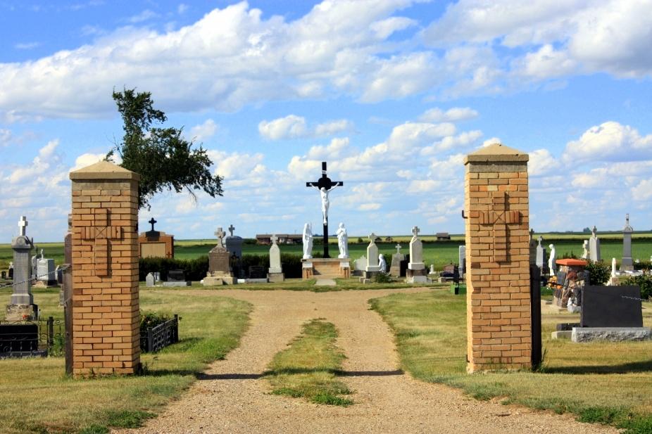 Gravelbourg Roman Catholic Cemetery