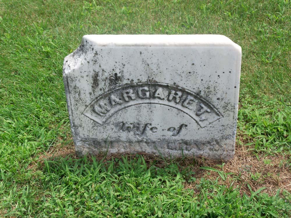 Margaret <i>Wetzel</i> Crary