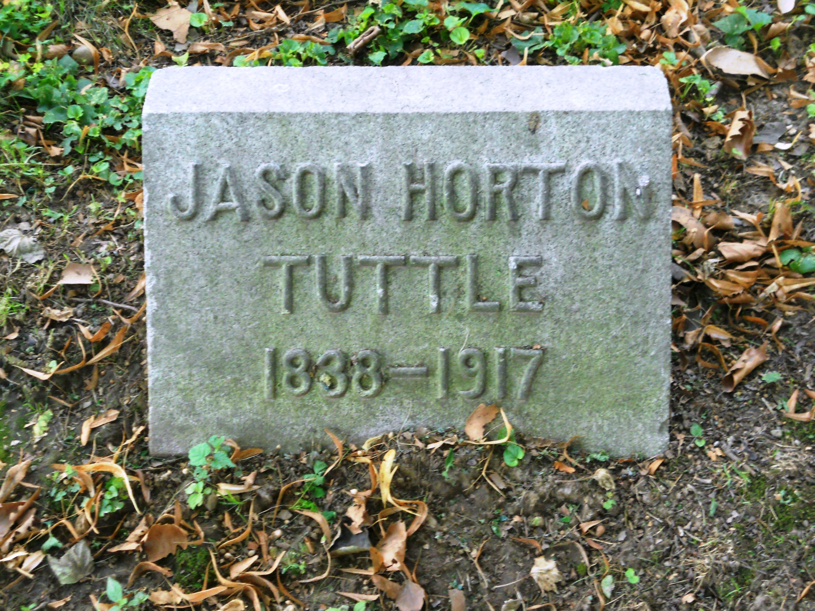 Jason Horton Tuttle