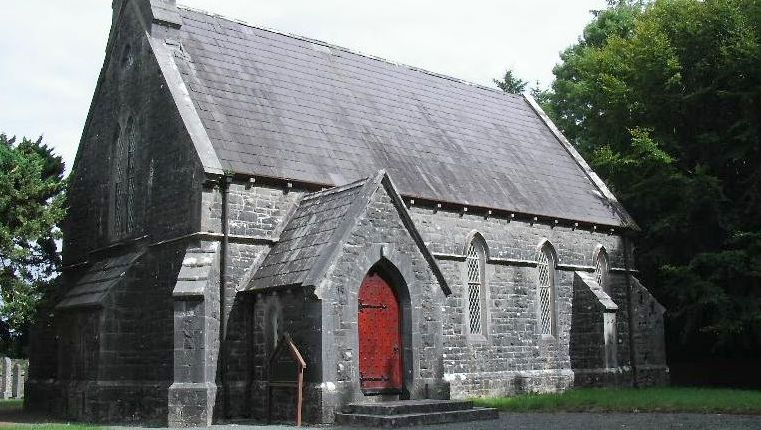 Kilbegnet Ireland Road Map on