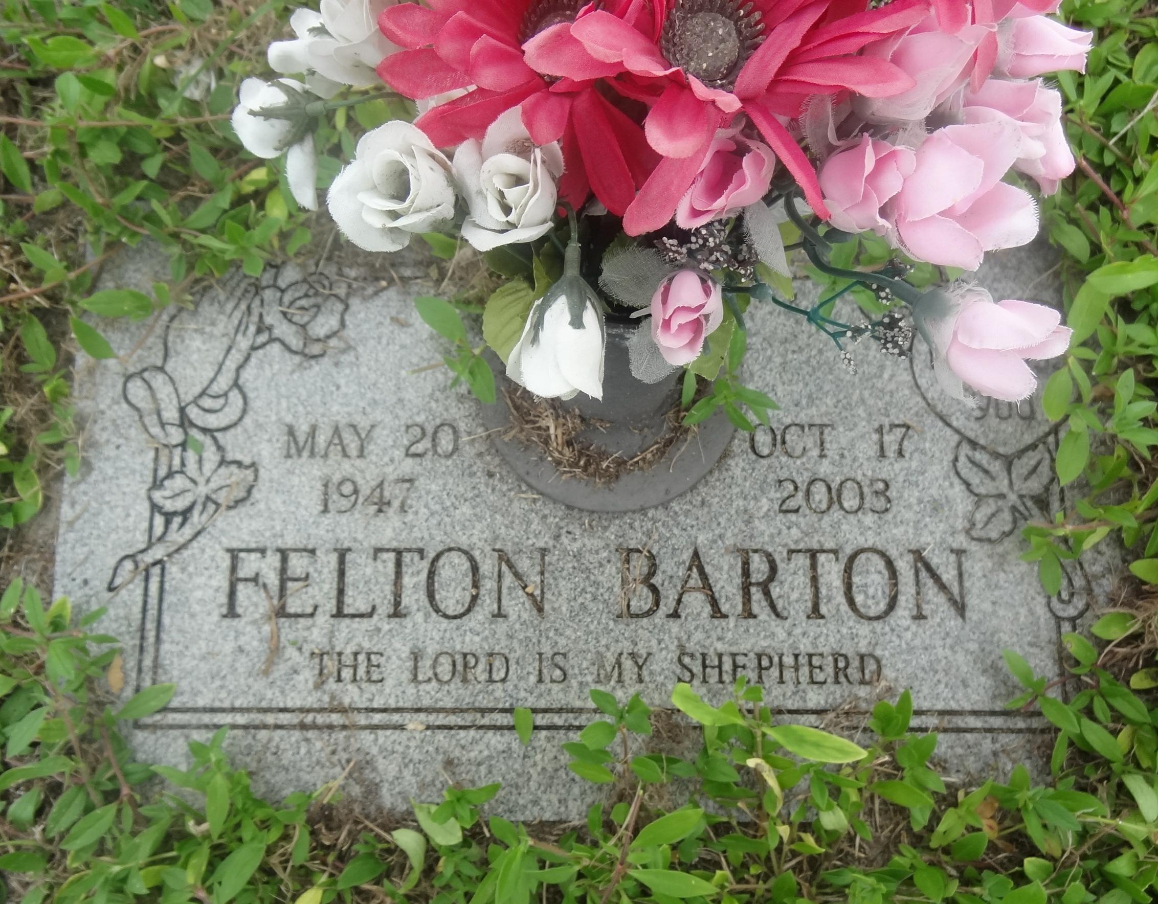 Felton Barton