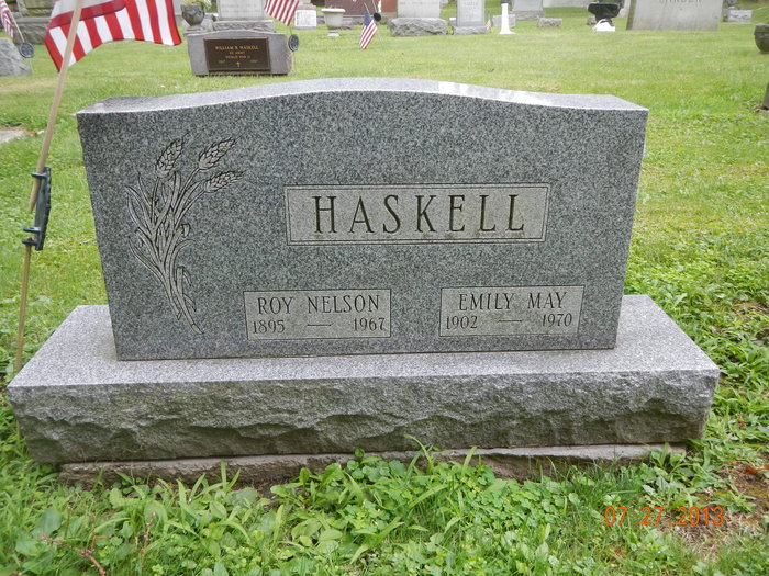 Emily May Haskell