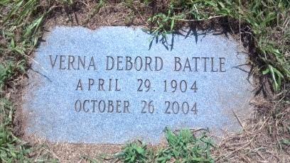 Verna <i>Debord</i> Battle