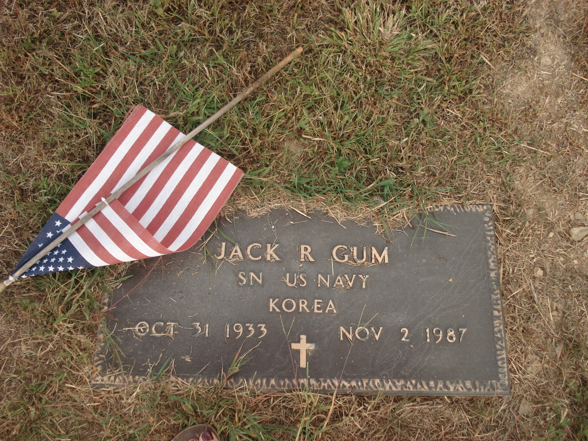 Jackie Raymond John Gum