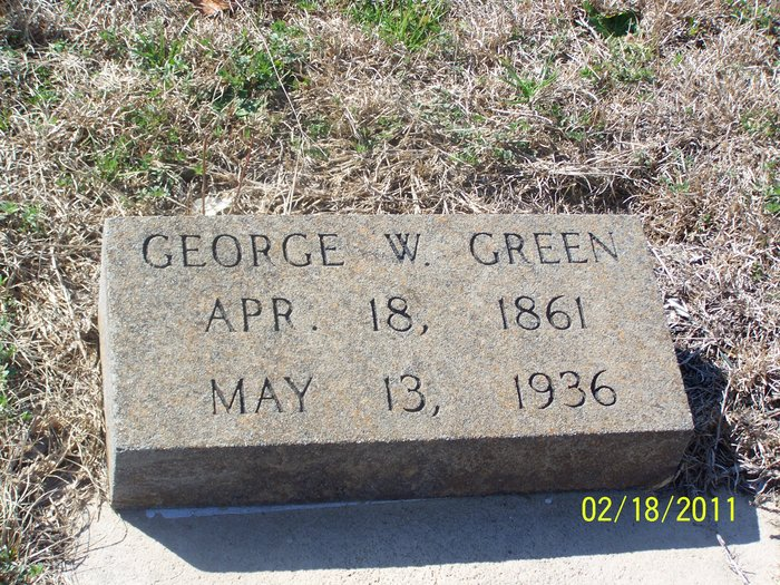 George Washington Green