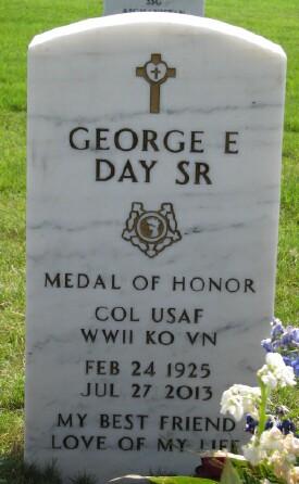 COL George Everett Bud Day