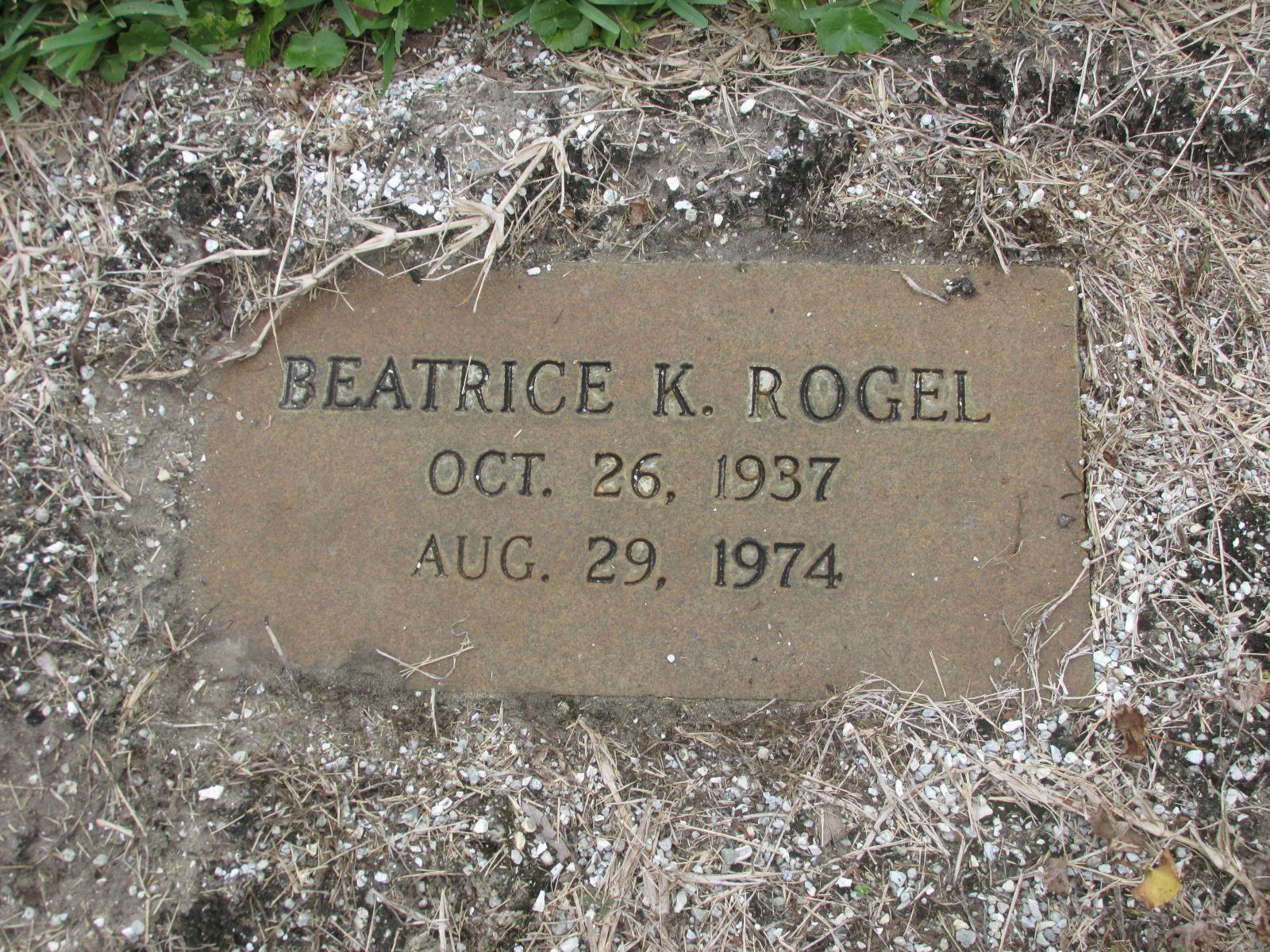 Beatrice Rogel