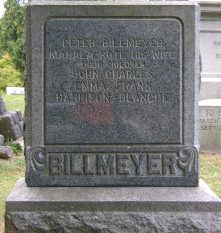 Jennie Blanche <i>Billmeyer</i> Brayton