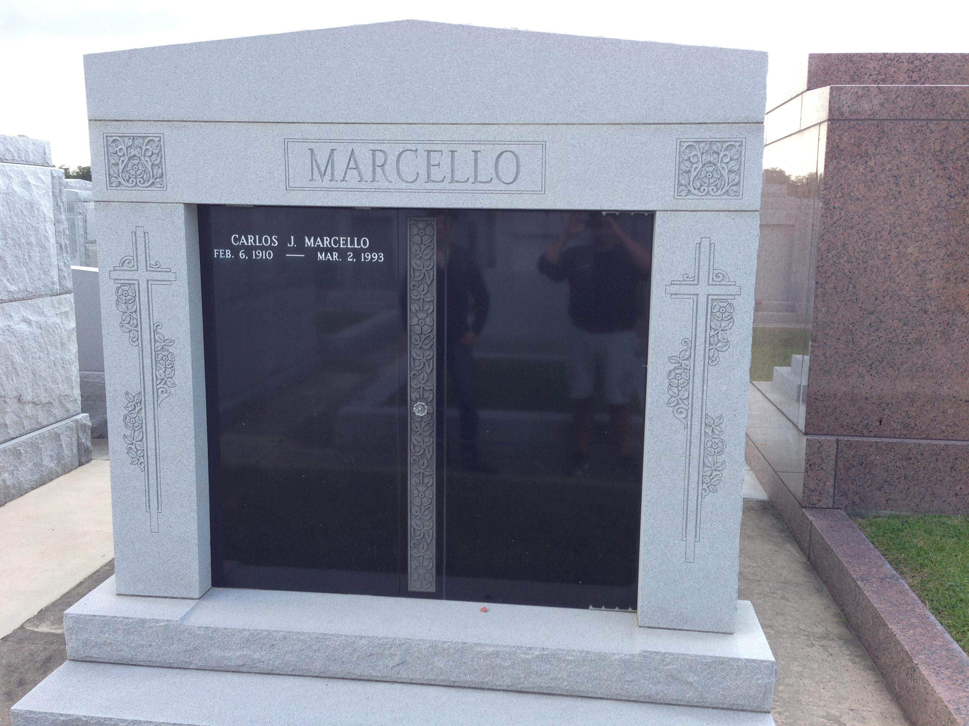 Carlos Marcello (1910 - 1993) - Find A Grave Memorial