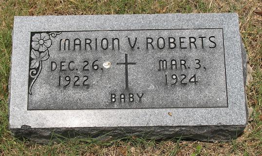 Marion V. Roberts