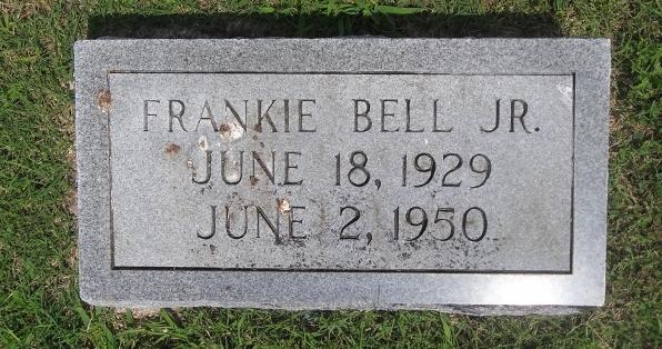 Frankie Bell, Jr