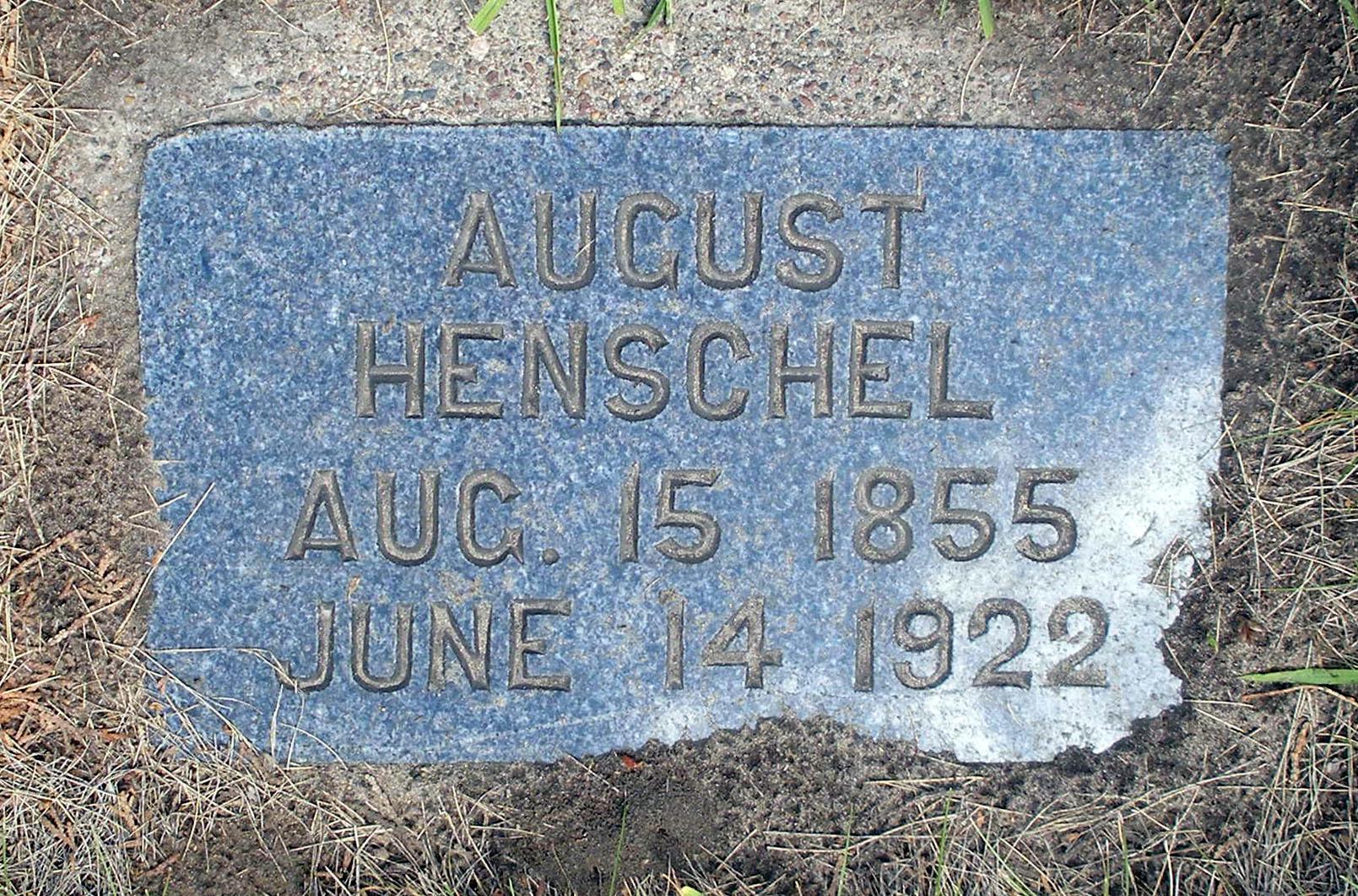 August Henschel