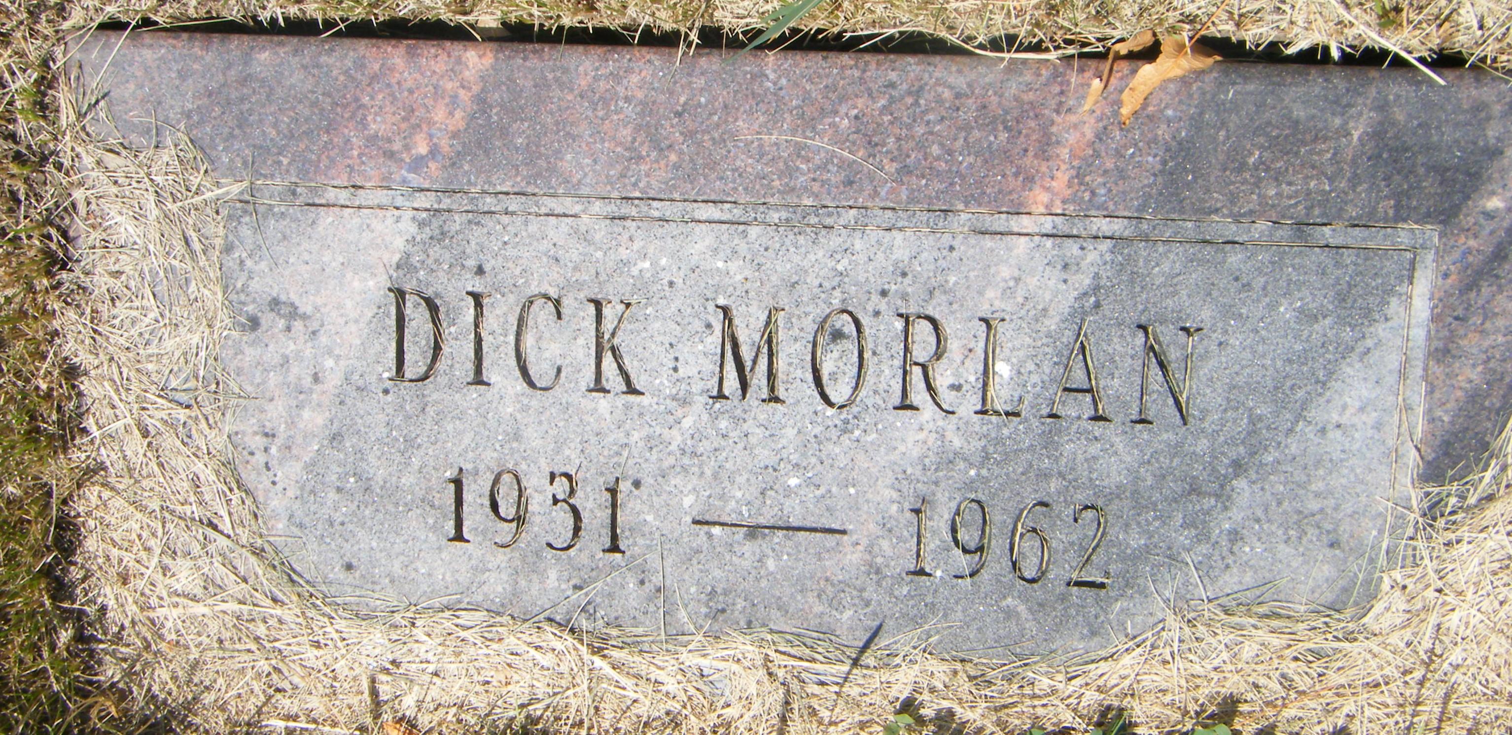 Dick Morlan