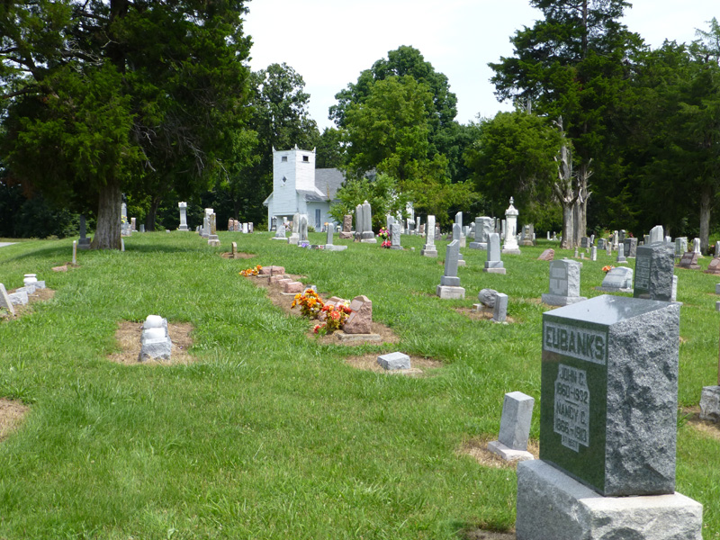 Mount Pleasant Church Cemetery