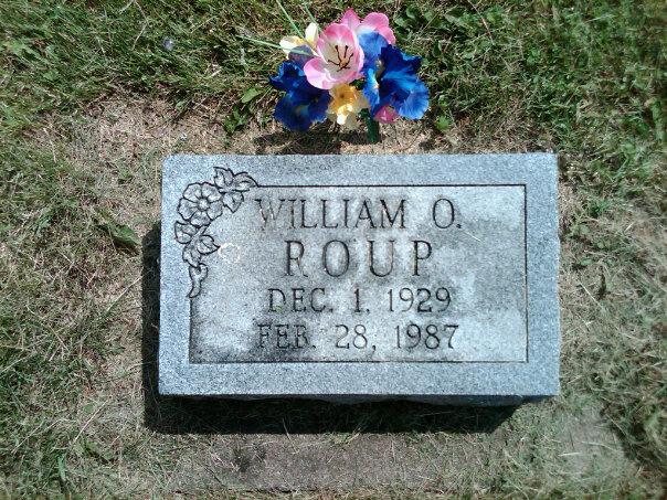 William Oliver Ollie Roup