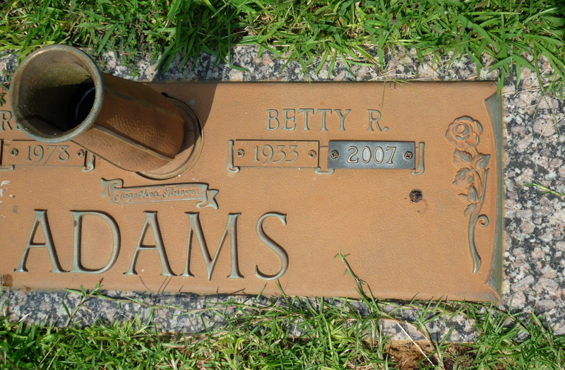 Betty R. Adams