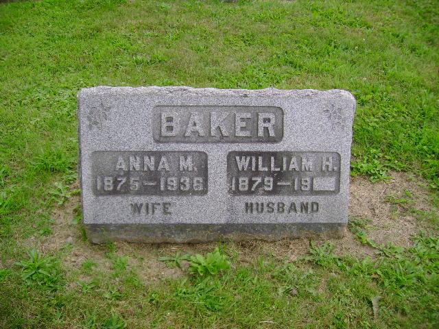 Anna Mae Baker