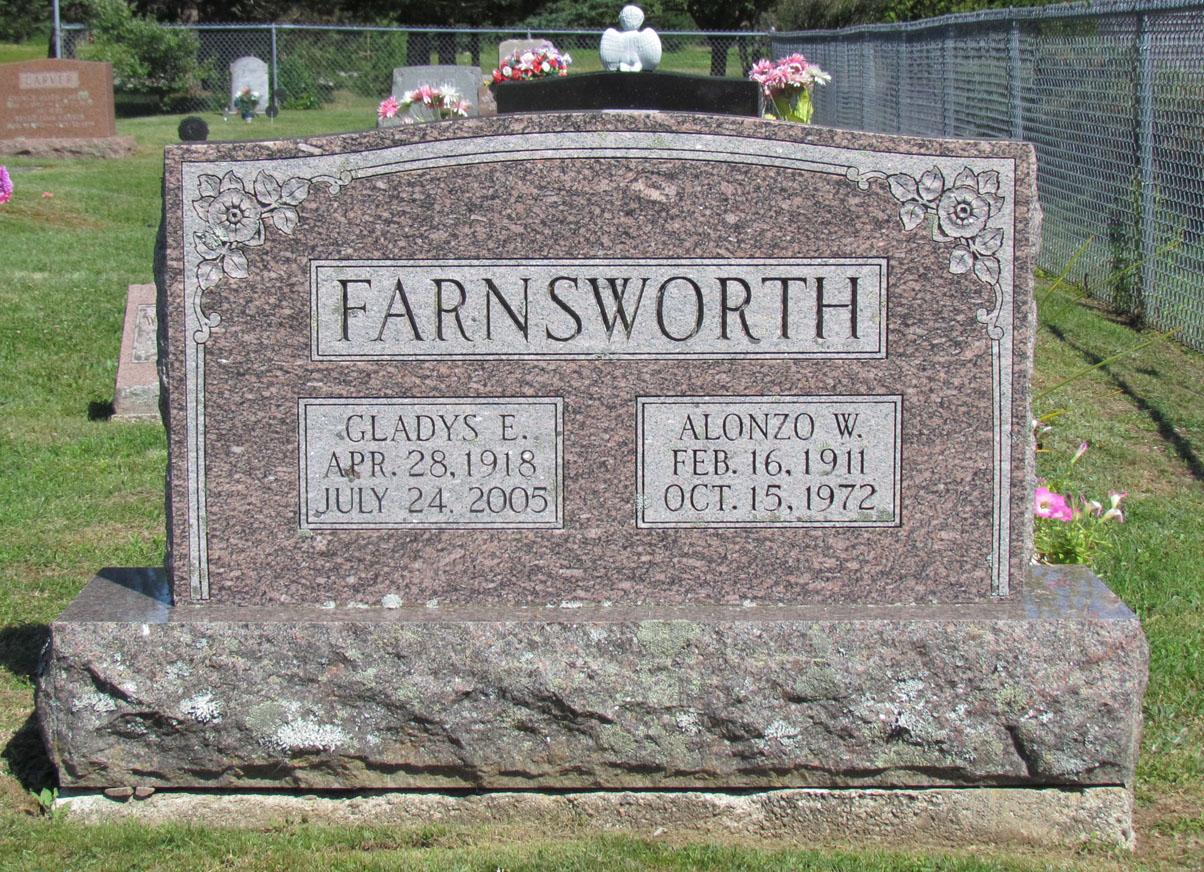 Alonzo W Farnsworth
