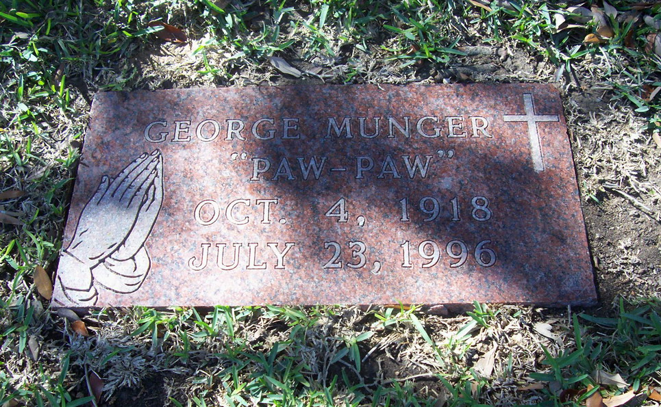 George Red Munger