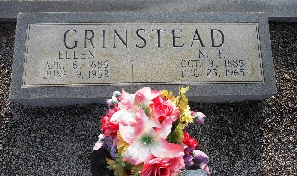 Ellen <i>Register</i> Grinstead