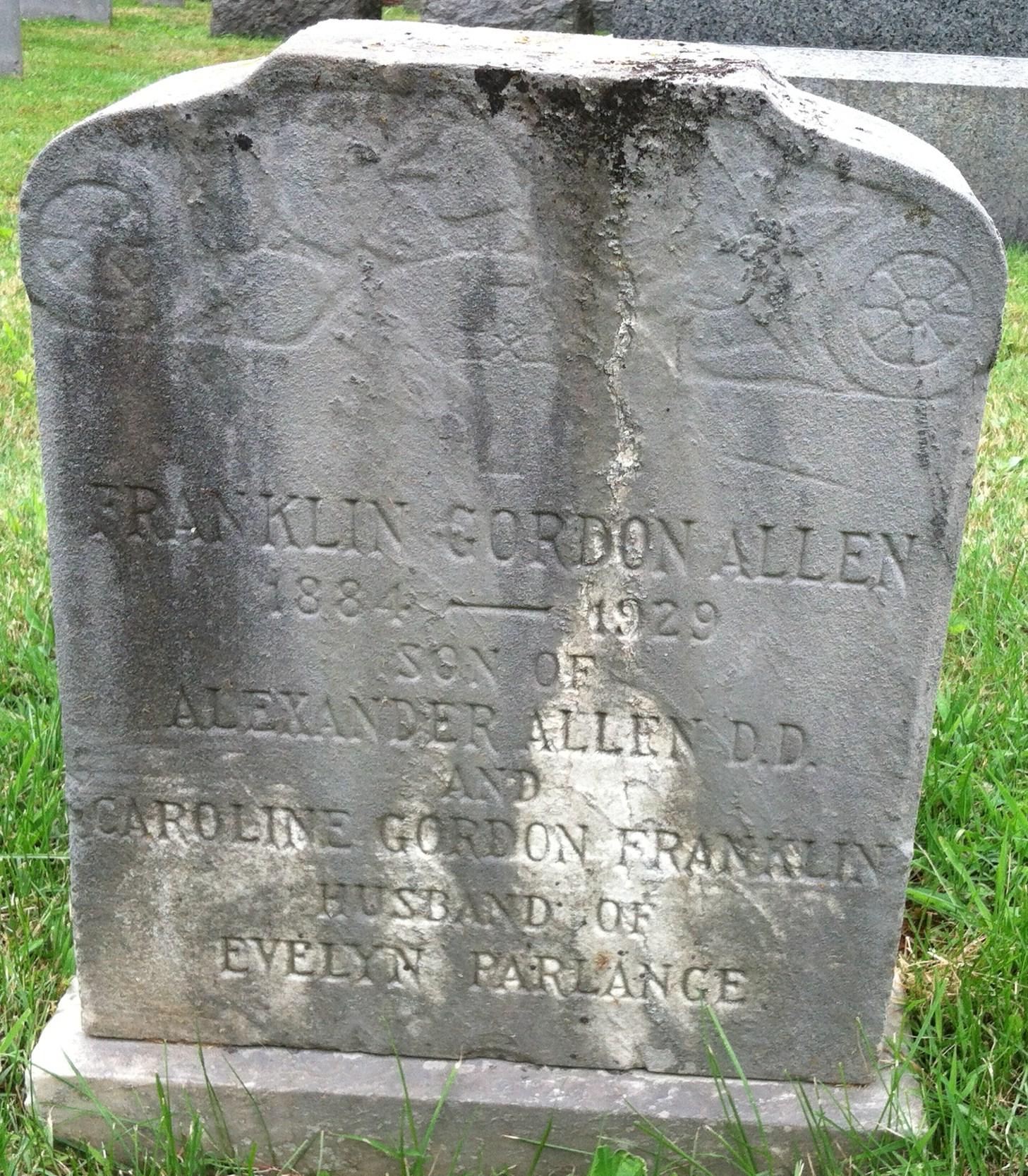 Franklin Gordon Allen