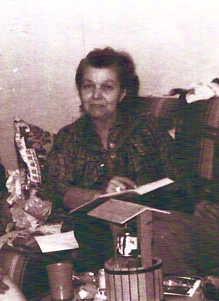 Portia Elizabeth <i>Lee</i> McClure