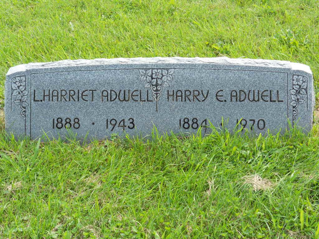 Harry Edward Adwell