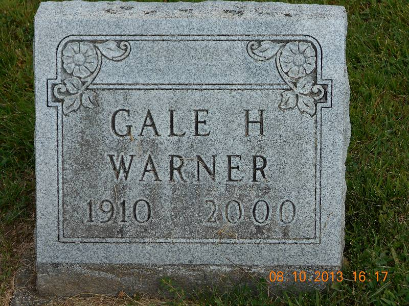 Gale Halley Warner