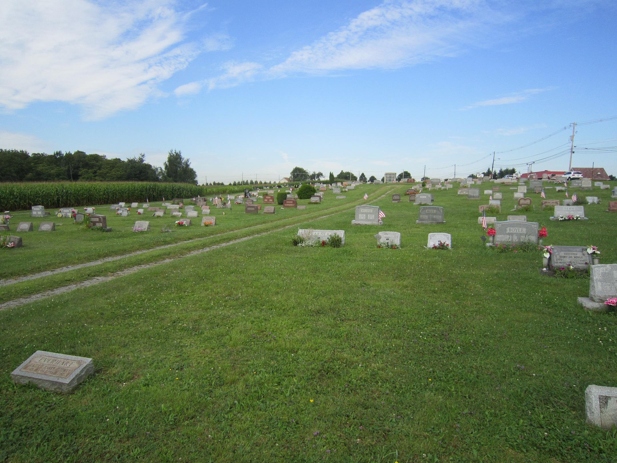Dunmyer Cemetery