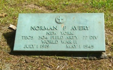 Norman Frank Avery