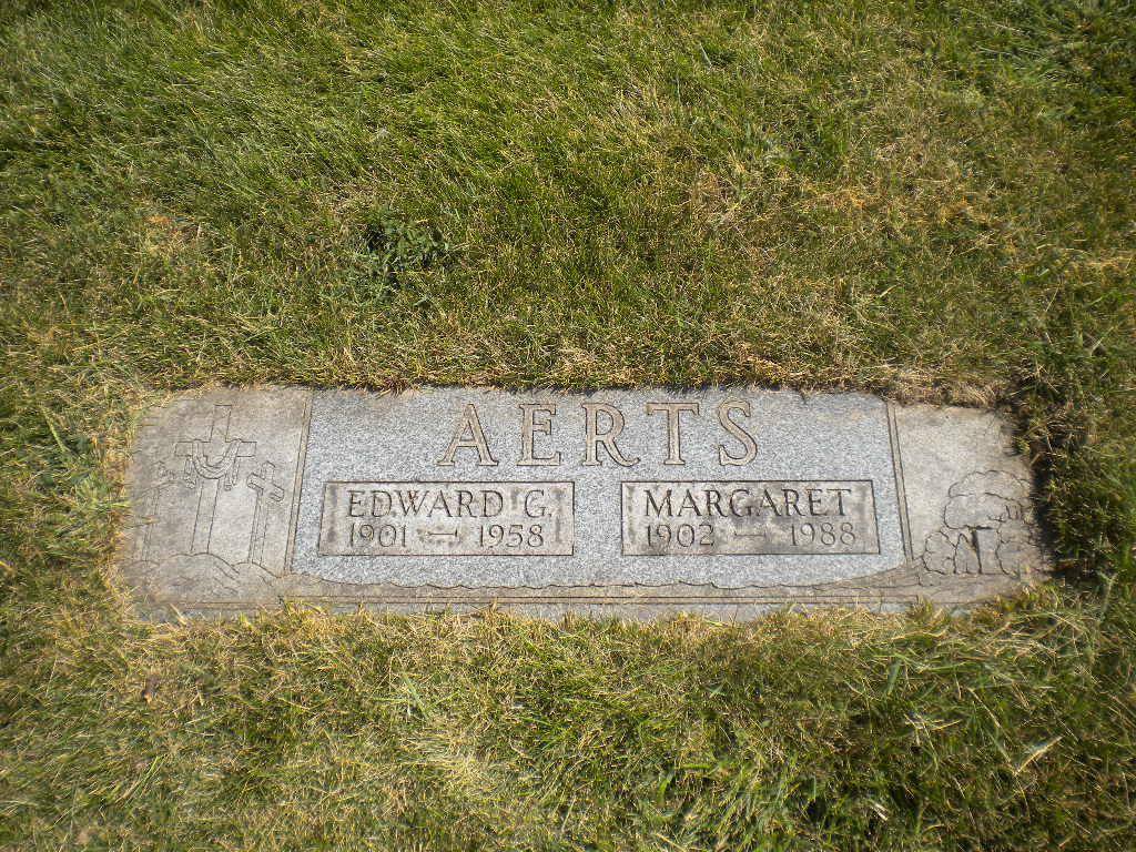 Edward Gustauf Aerts