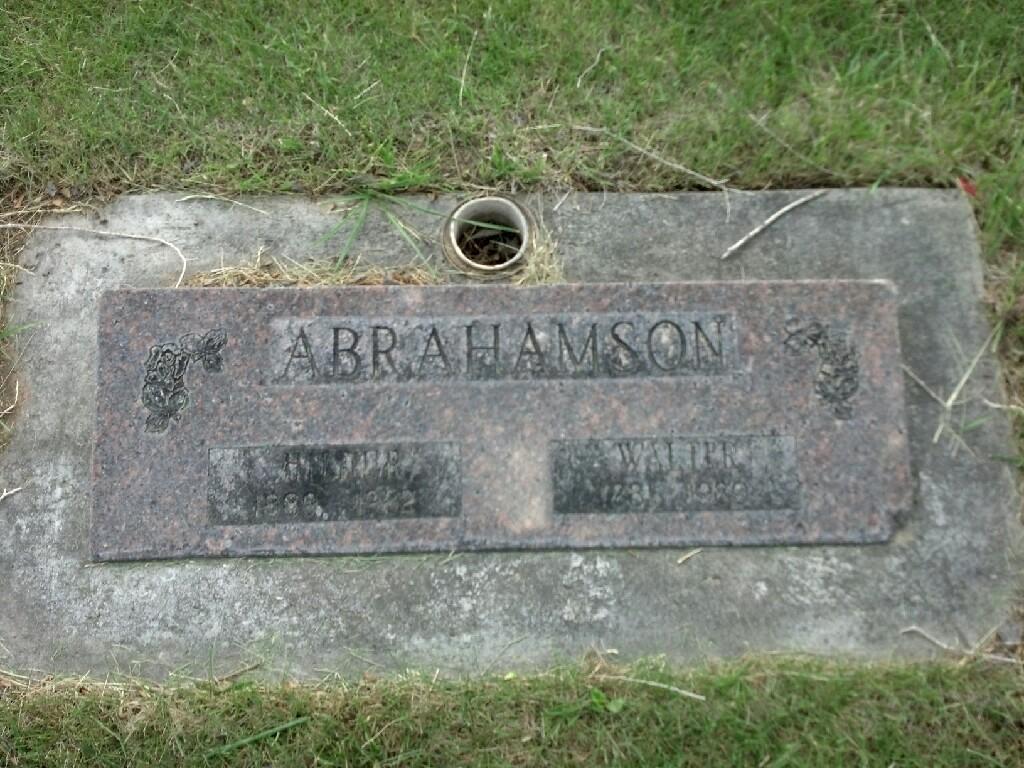 Walter Abrahamson