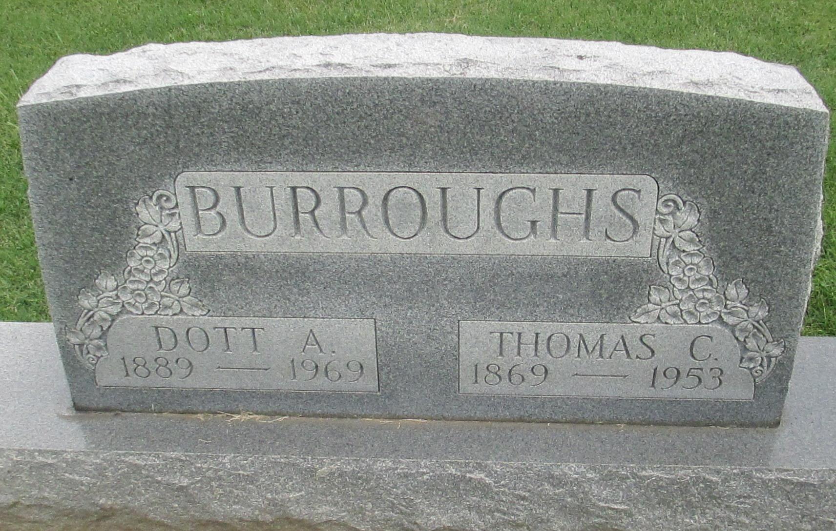 Dott A. Burroughs